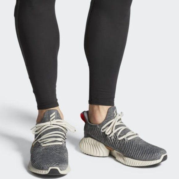 men's adidas alphabounce instinct running shoes